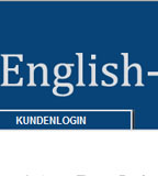 "Onlineangebot ""Business English Today"""